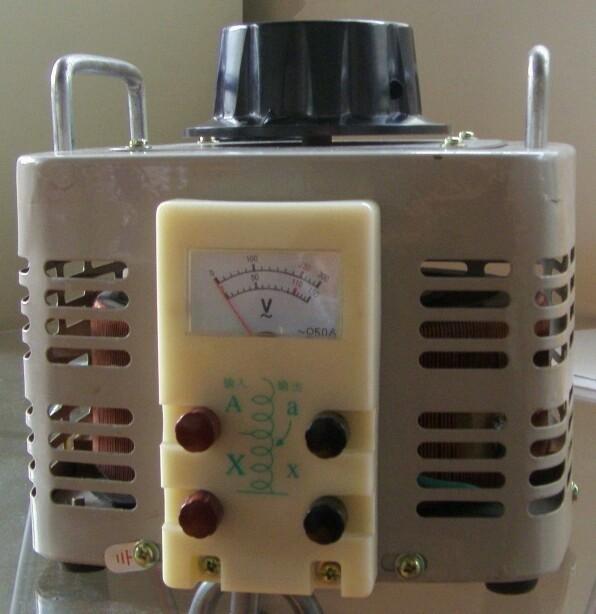 单项调压器