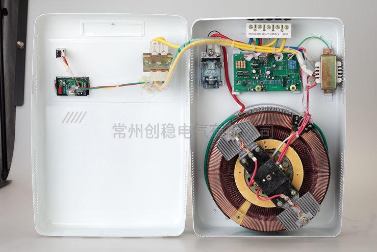 稳压器维修实操电压高怎么办